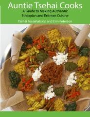 Auntie Tsehai Cooks cookbook image
